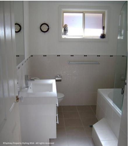 Bathroom Renovation - Lane Cove - February 2014 - After 1