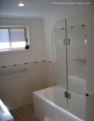 Bathroom Renovation - Lane Cove - February 2014 - After 2