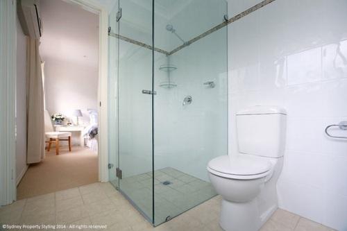 Bathroom Renovation - North Ryde - June 2013 - After 1