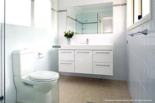 Bathroom Renovation - North Ryde - June 2013 - After 2