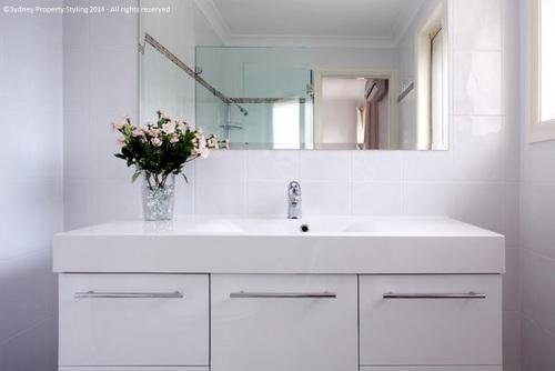 Bathroom Renovation - North Ryde - June 2013 - After 3