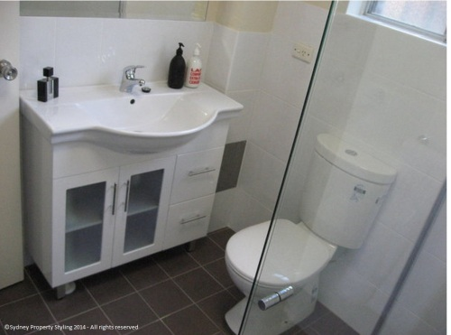 Bathroom Renovation - West Ryde - March 2013 - After 3