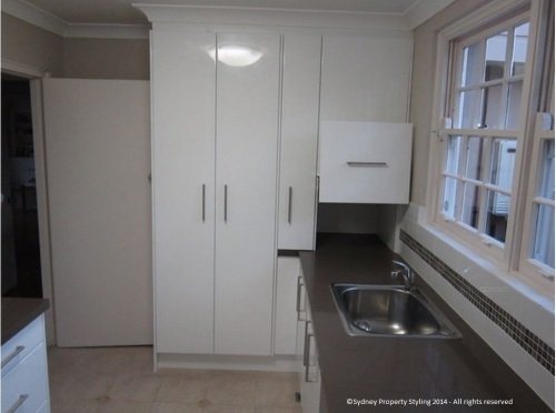 Laundry Renovation - Turramurra - August 2013 - After 3