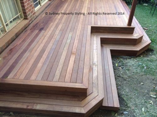 Timber Deck and Pergola - Thornleigh - June 2014 After 2
