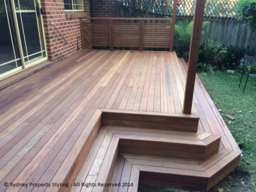 Timber Deck and Pergola - Thornleigh - June 2014 After 4