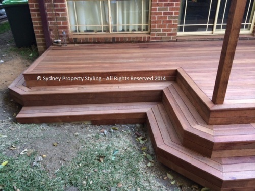 Timber Deck and Pergola - Thornleigh - June 2014 After 5