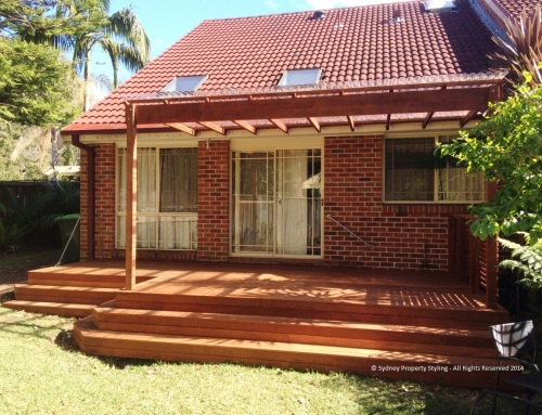 Timber Deck and Pergola - Thornleigh - June 2014 After 6