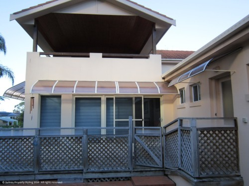 Exterior Renovation - Frenchs Forest - May 2013 - Before