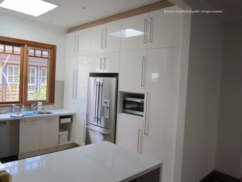 Kitchen Renovation - Chatswood - September 2014 - Completed 2