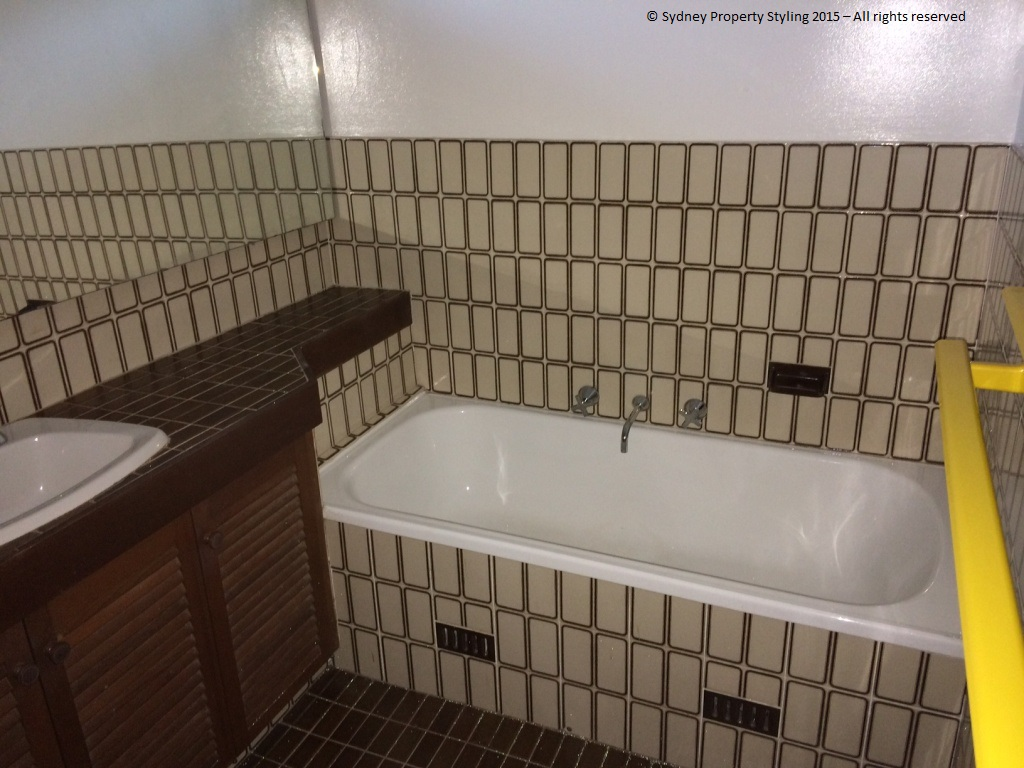 Bathroom Renovation - Westleigh - March 2015 - Before 1
