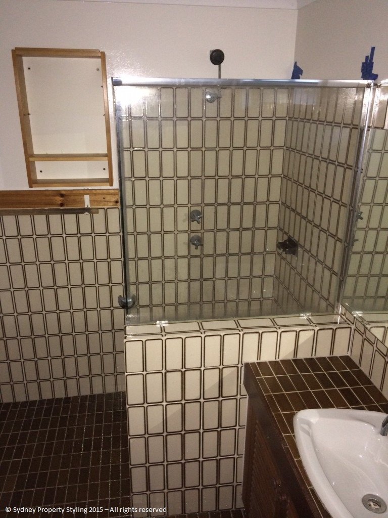 Bathroom Renovation - Westleigh - March 2015 - Before 3