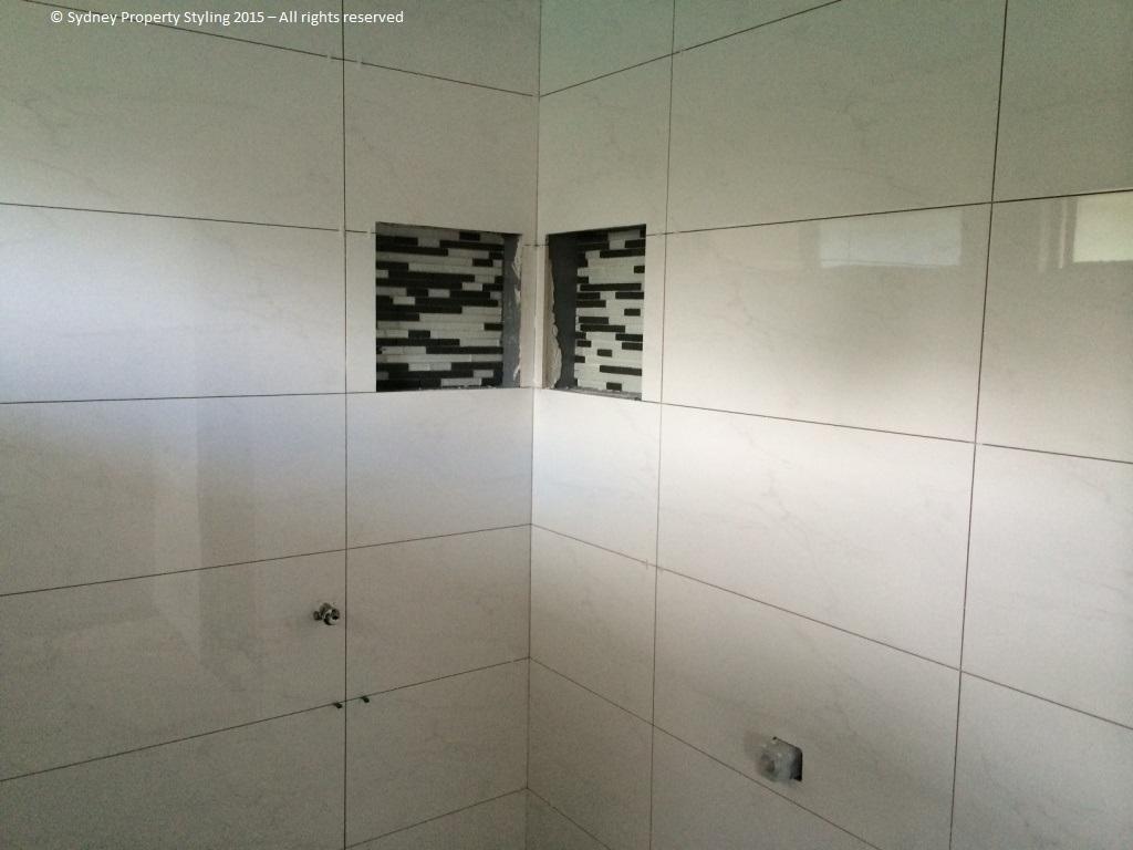 Bathroom Renovation - Westleigh - March 2015 - Progress 11