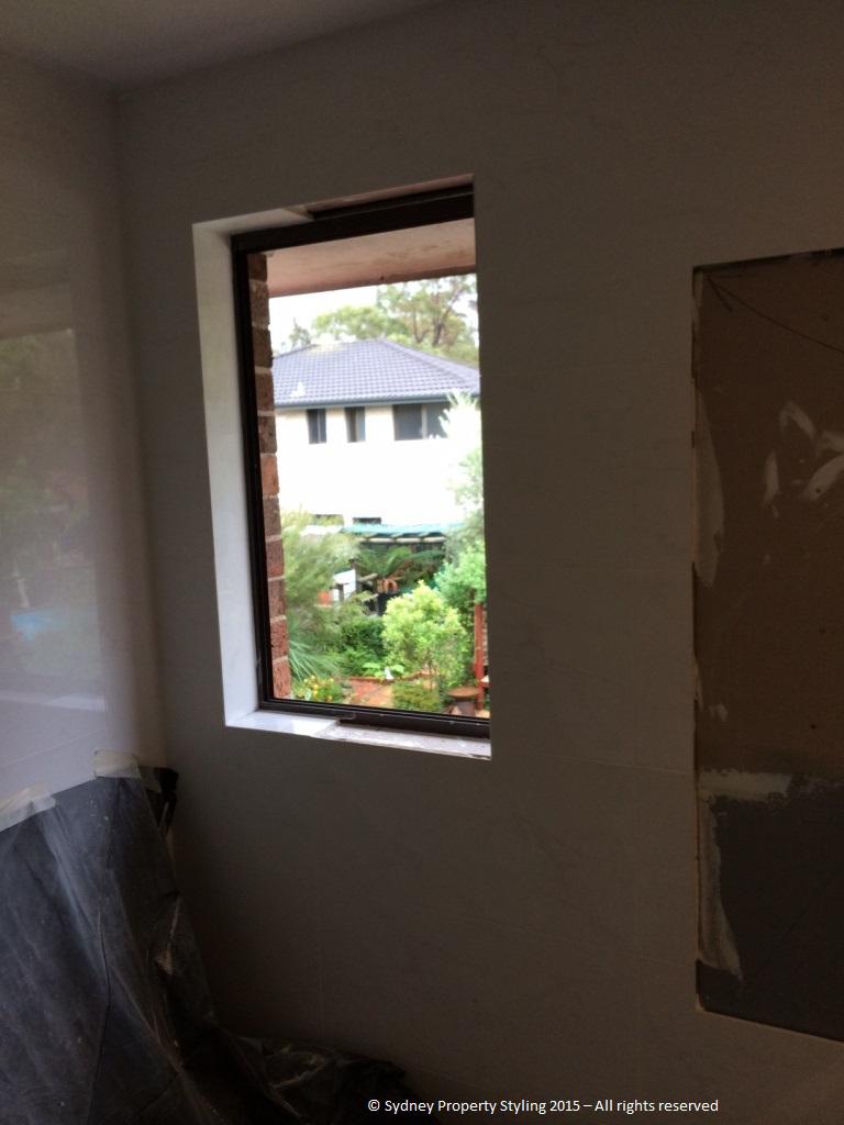 Bathroom Renovation - Westleigh - March 2015 - Progress 03