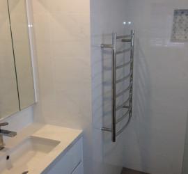 Bathroom Renovation - Westleigh - April 2015 - After 2