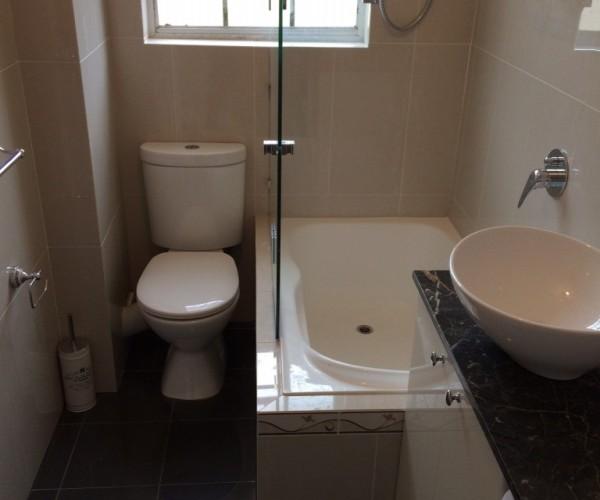 Bathroom Renovation - Manly - June 2015 - After 2