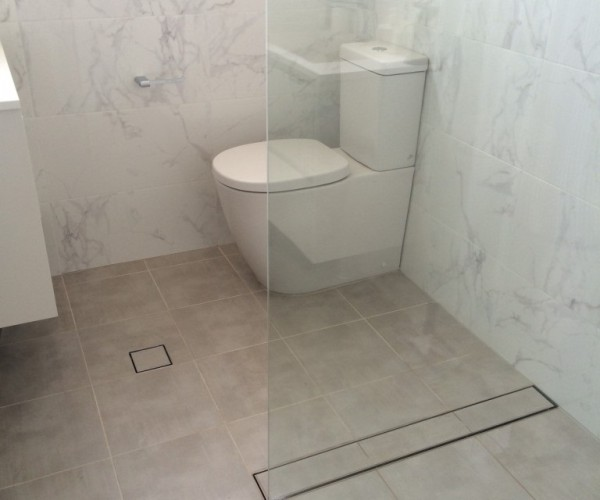 Bathroom Renovation - McMahons Point - September 2015 - After 3