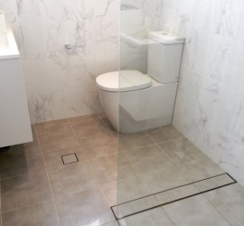 Bathroom Renovation - McMahons-Point - September 2015 - After 4