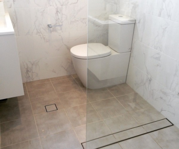 Bathroom Renovation - McMahons Point - September 2015 - After 4