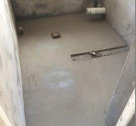 Bathroom Renovation - McMahons-Point - September 2015 - Progress 4