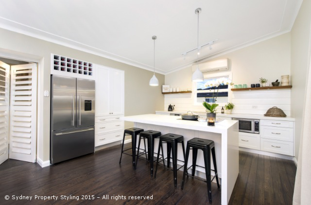 Kitchen Renovation - Caringbah - August 2015 - After 1