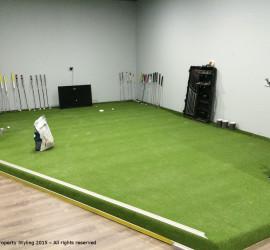 Pureform Golf - August 2015 - Progress 14